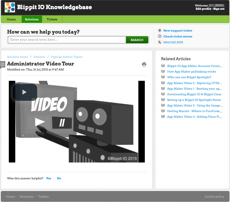Administrator_Video_Tour___Blippit_IO_Knowledgebase