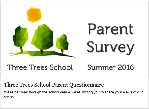 Parental Survey on Facebook