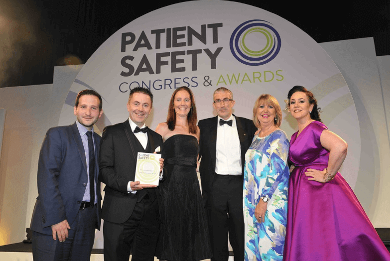 Award time for Patient Safety